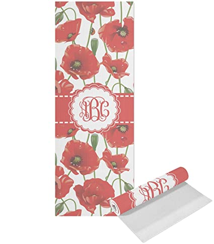 photo regarding Poppies Printable referred to as : RNK Suppliers Poppies Yoga Mat - Printable Entrance