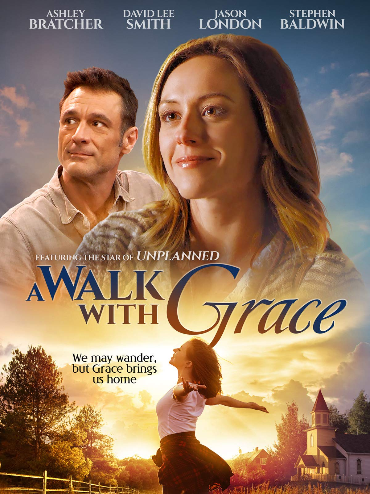 Amazon.com: A Walk with Grace: Ashley Bratcher, David Lee Smith ...