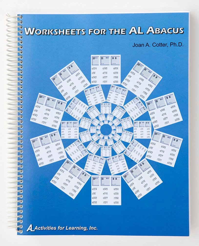 Worksheets for the AL Abacus (Right Start Mathematics): Joan A ...