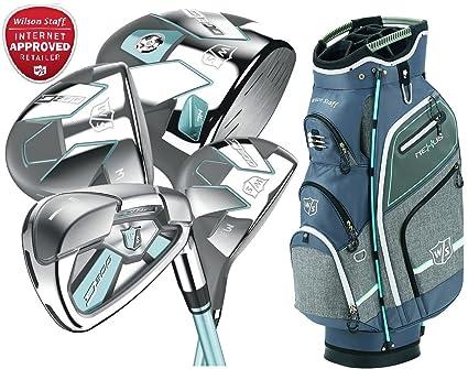 Juego de accesorios de golf Wilson Staff D300 para mujer ...