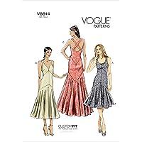 Vogue Patterns V8814 - Patrones de Costura