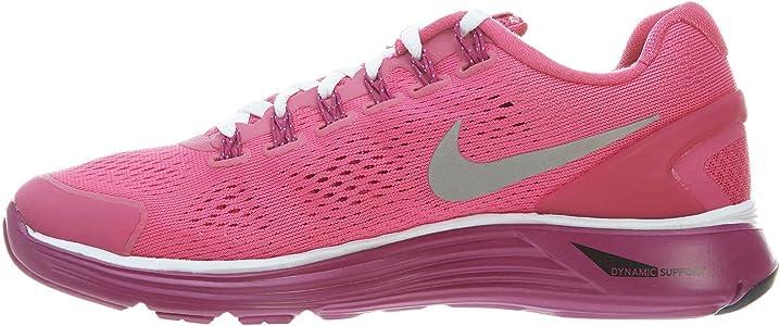 NIKE Nike lunarglide+ 4 zapatillas running chica: NIKE: Amazon.es ...