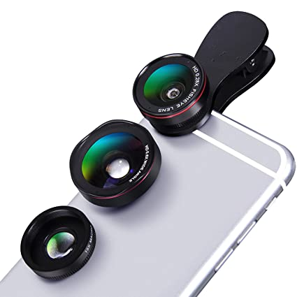 Review Universal Iphone Camera Lens