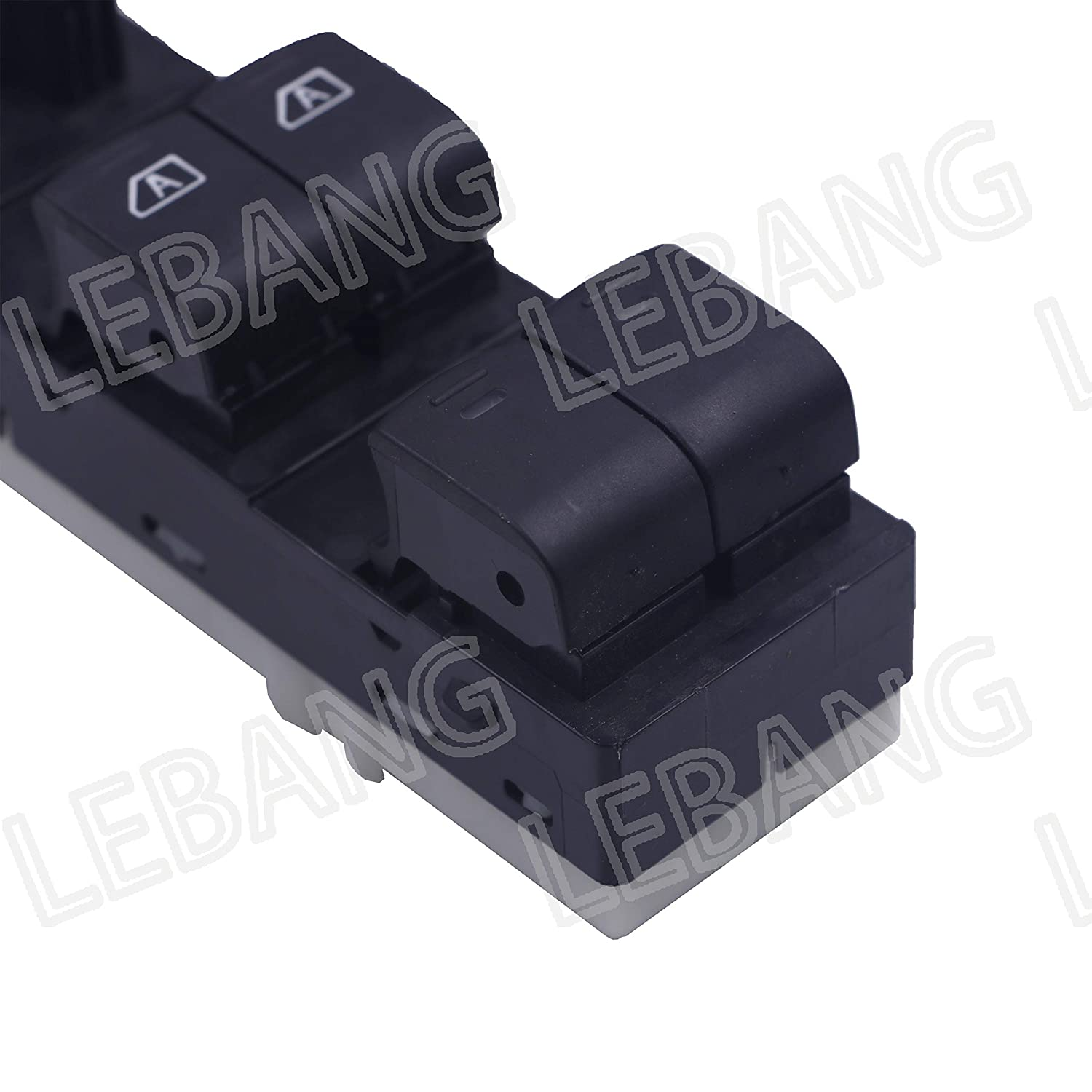 LEBANG LB-016 Master Power Window Switch for 2007-2012 Nissan Altima