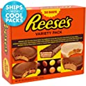 REESE'S Chocolate Peanut Butter Candy Variety Pack
