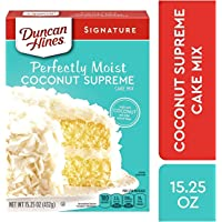 Duncan Hines Cake Mix, Coco, 432 g