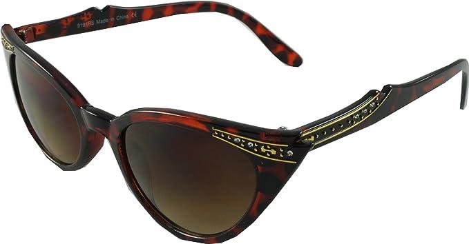 Revive Eyewear Damen Sonnenbrille Rot rot pTusPI9Y