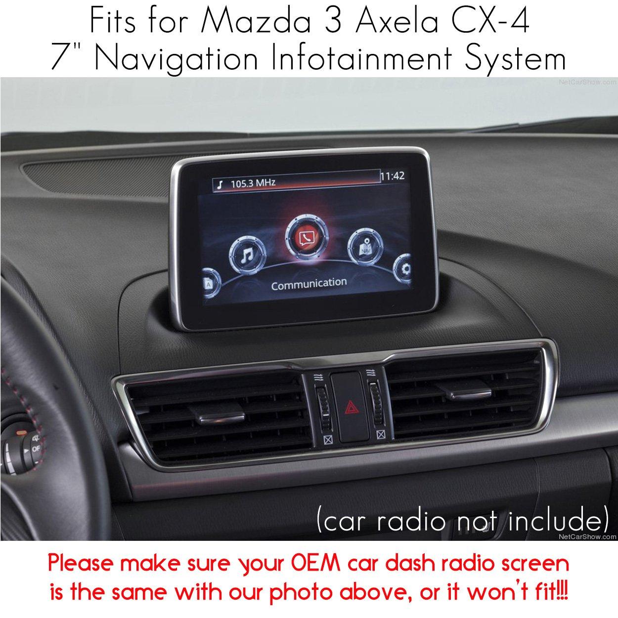 Mazda 3 Infotainment | truegnss tk