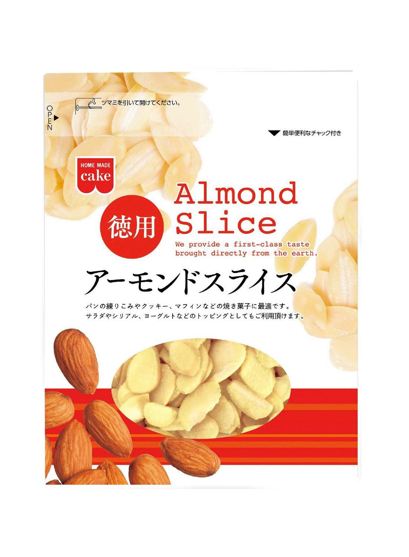 Kyoritsushokuhin Homemade economical almond slice 200g