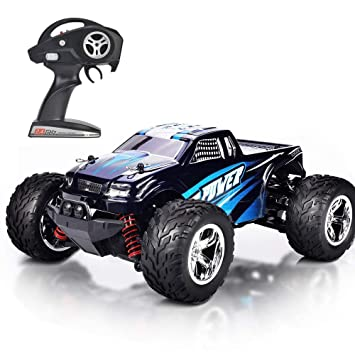 MaxTronic RC Voitures, RC Crawler Racing Véhicule Camion 2.4Ghz 4WD Haute  Vitesse 1  462e63ed2c32