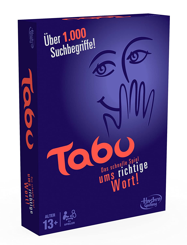 Hasbro C04181010 Midnight Taboo