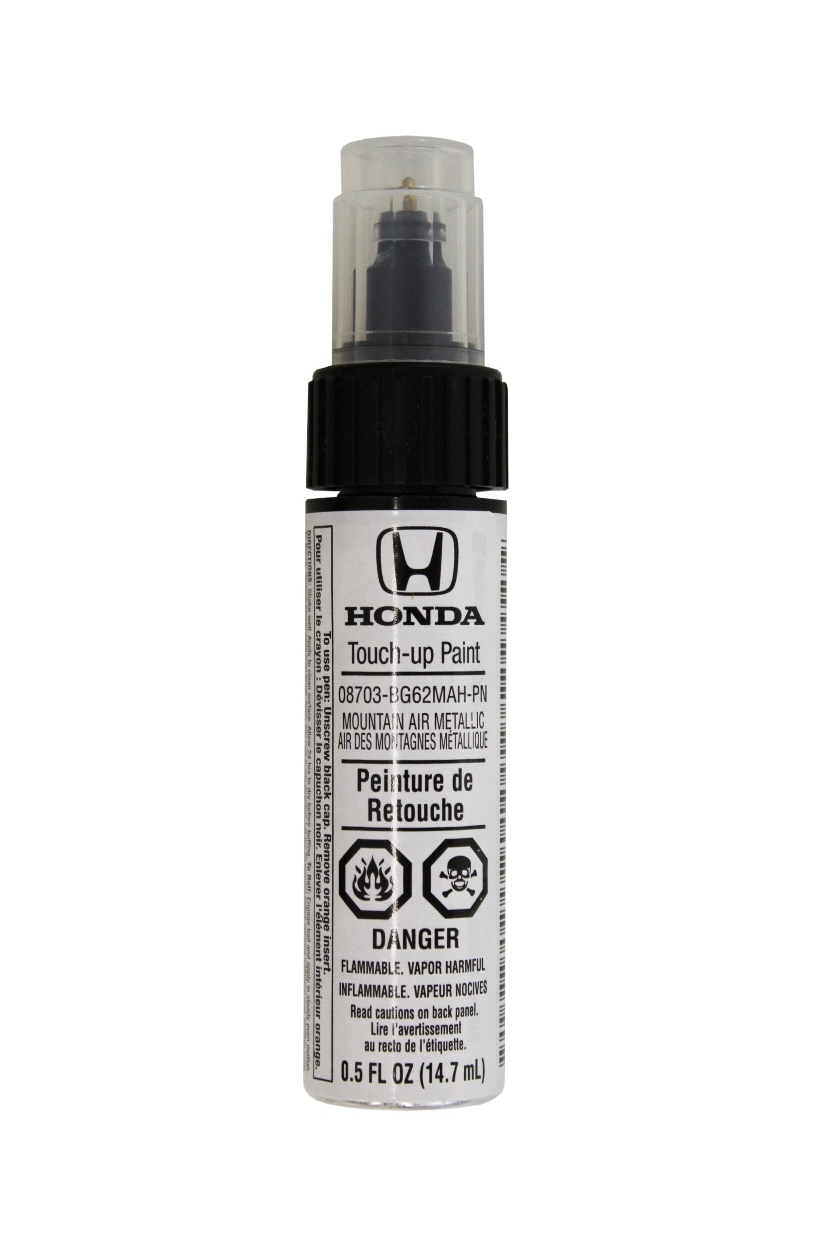 Genuine Honda Accessories 08703-BG62MAH-PN New Mountain Air Metallic Touch-Up Paint by Honda