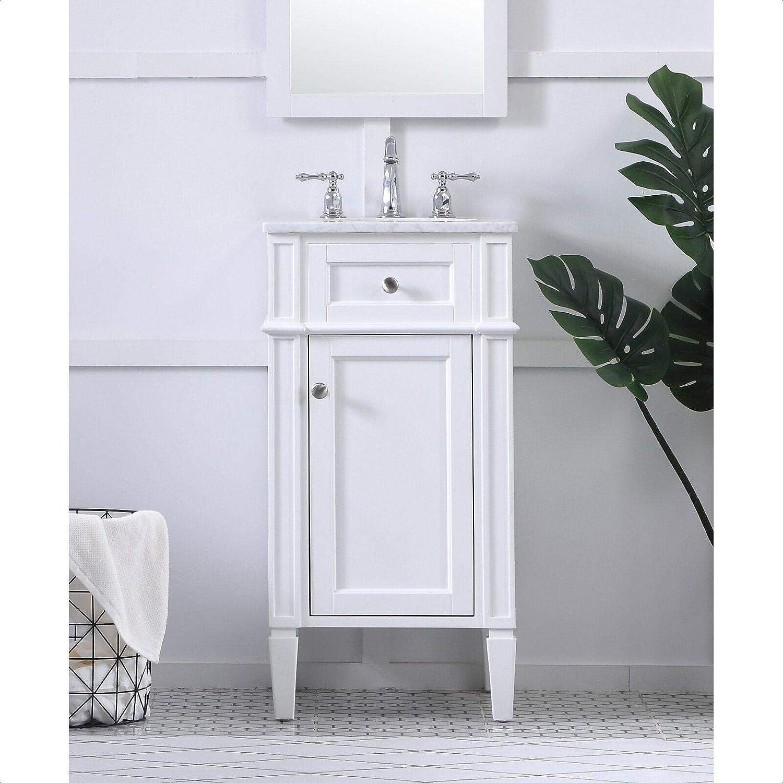 Eneas 18 Single Bathroom Vanity Set Amazon Com