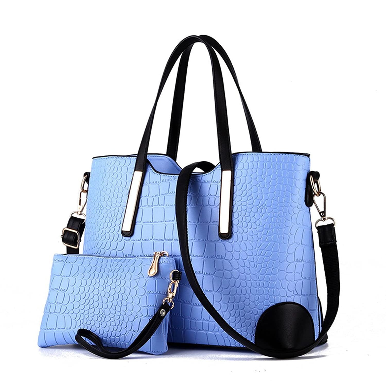 2017 Girls Womens Large Tote Handbag Shoulder Bag Satchel Cross Body Messenger Purse