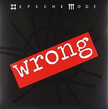 depeche mode wrong