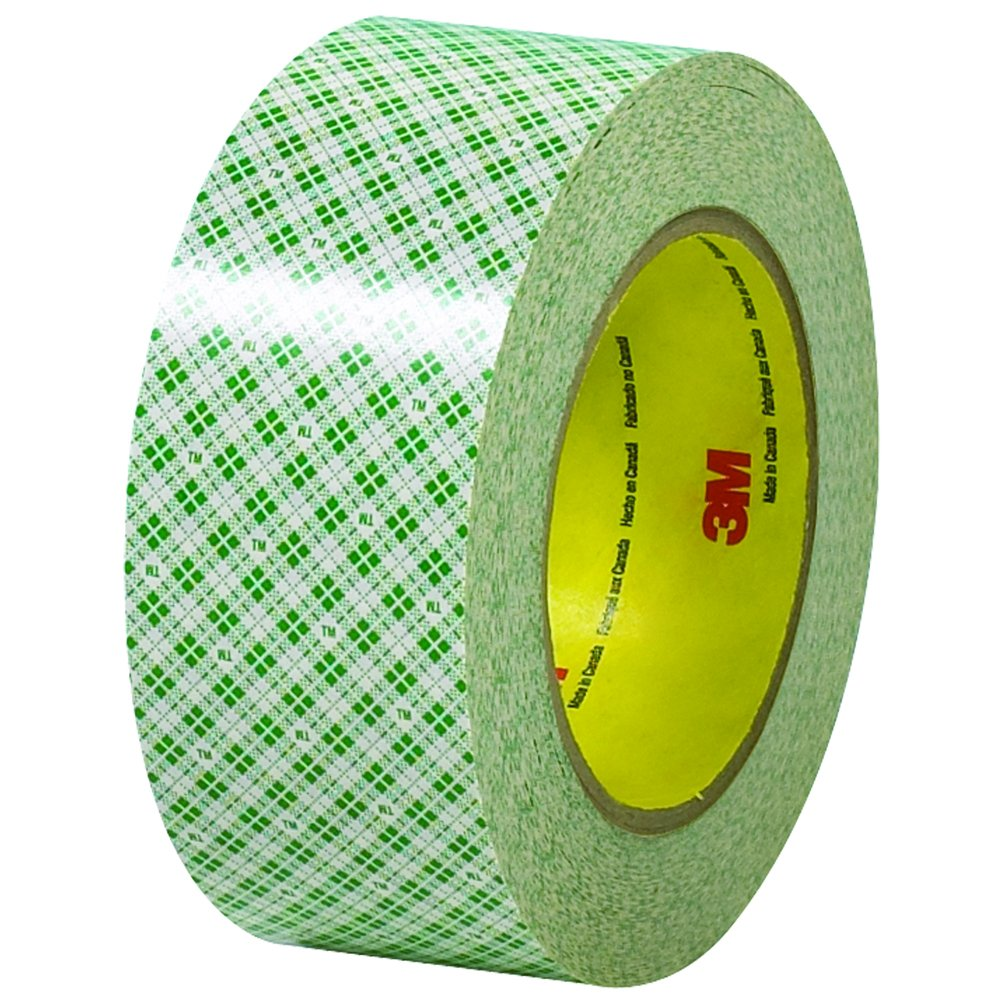3M T9574103PK Double Sided Masking Tape, 2'' x 36 yd (Pack of 3)