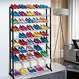 Zapatos Organizador Para 50 Pares De Zapatos? De Almacenaje Para Zapatos