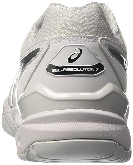 Asics Tennis Homme Resolution Gel Chaussures 7 De xgwnTg0qr