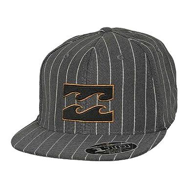 Billabong - Gorra de béisbol - para hombre gris Gris A Rayas ...
