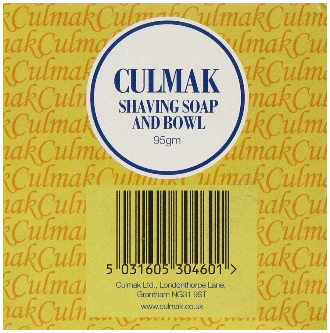 Culmak shaving soap & bowl 95g 26203