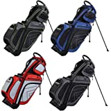 Forgan of St Andrews 14 Way Divider Hybrid Golf Stand / Cart Bag