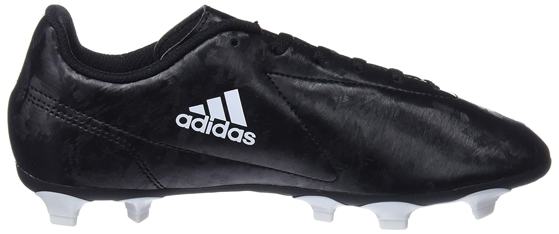 factory authentic fe52b 725b7 adidas Conquisto II Fg J, Sneaker Unisex-Bambini, Nero  CblackFtwwhtSolred, 35.5 EU Amazon.it Scarpe e borse