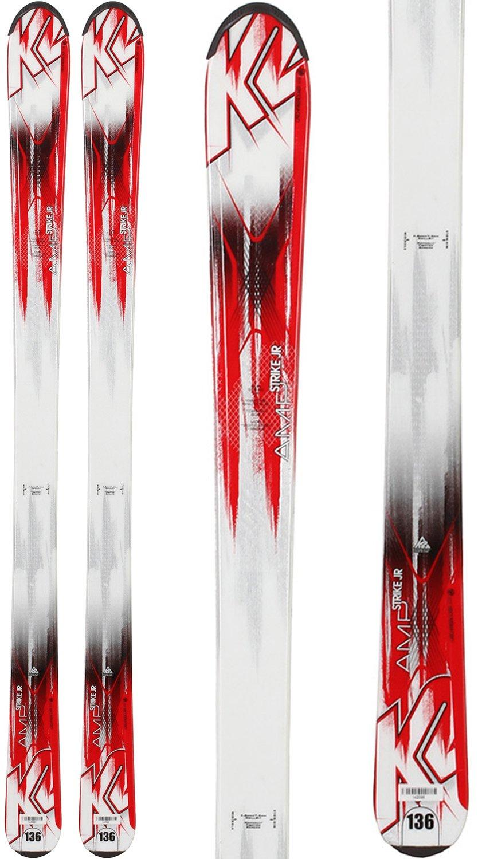 K2 Strike Jr Skis Kids Sz 136cm by K2