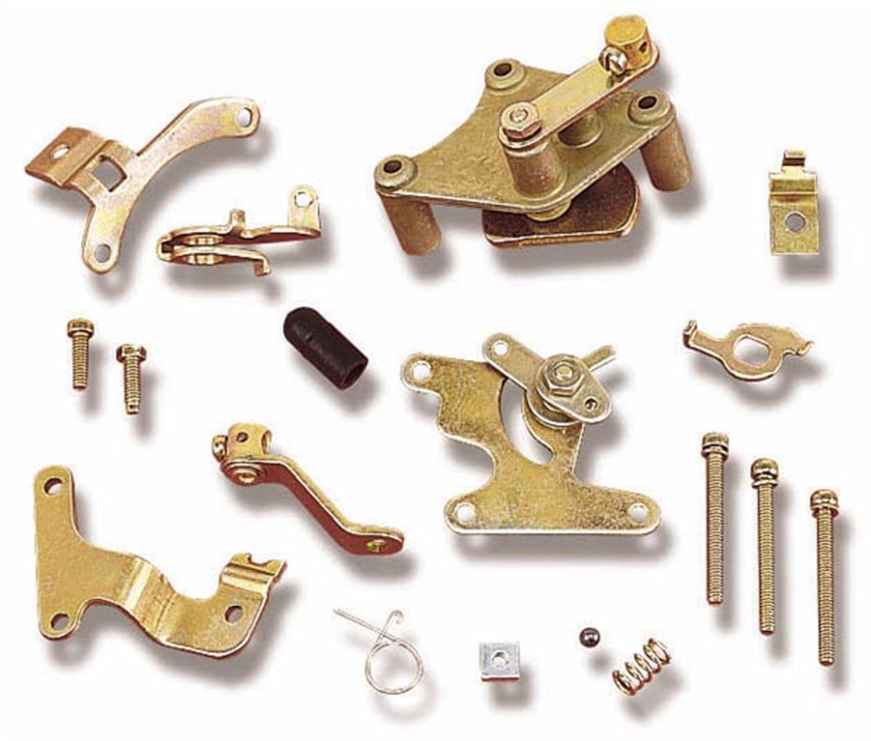 Holley 45-225 Manual Choke Kit HOL 45-225