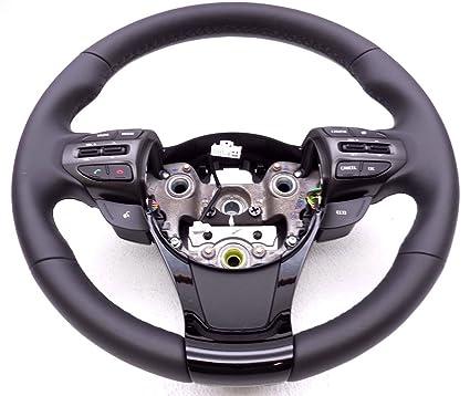 Amazon.com: New OEM 2014-2015 Kia Optima Heated Steering Wheel Black Leather w/o Paddleshift: Everything Else