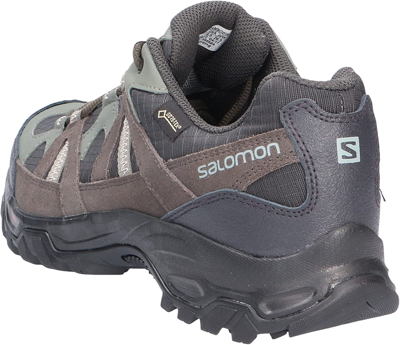 design moderno prezzo limitato ultime versioni SALOMON Escambia 2 GTX Grey, Men, PHANTOM/Beluga/Castor Gray, 48 ...