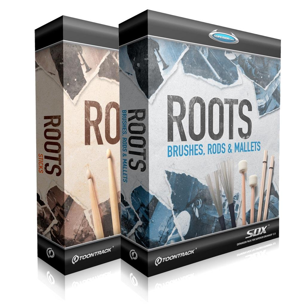 SDX Roots: Bundle Bundle para Superior Drummer 2: Amazon.es ...