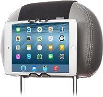 """WANPOOL Soporte Universal Reposacabezas de Coche para Móviles y Tabletas iPhone 6 / 6s / 7 Plus –HUAWEI Mate 9 – Samsung Phones – iPad 2 / 3 / 4 – iPad Air – iPad Mini – iPad Pro 9.7"""" pulgadas y Más"""