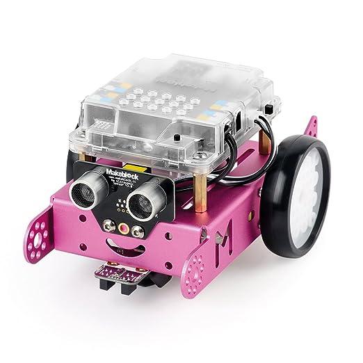 2 opinioni per Makeblock mBot V1.1 STEM Educational Robot Kits, Robot Toy (bluetooth)