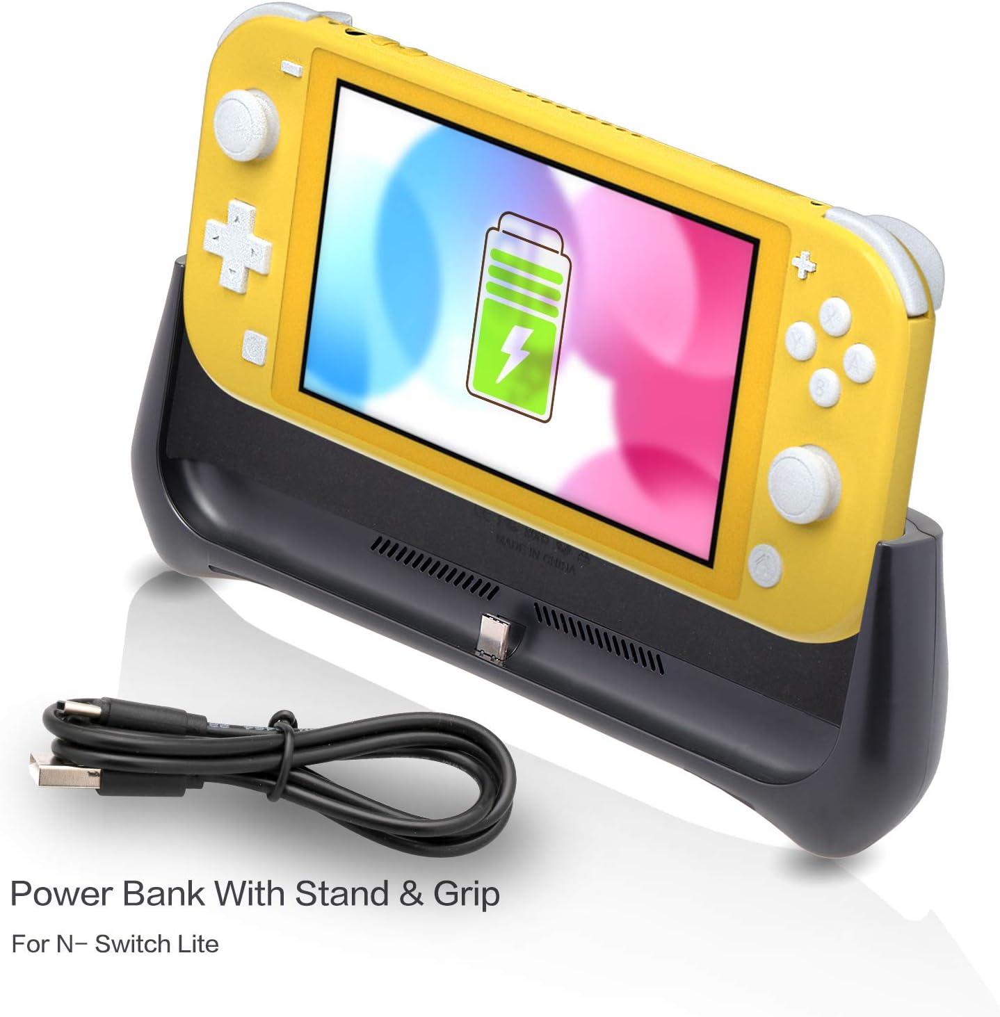 Funda Cargador de batería de 8000 mAh para Nintendo Switch Lite ...