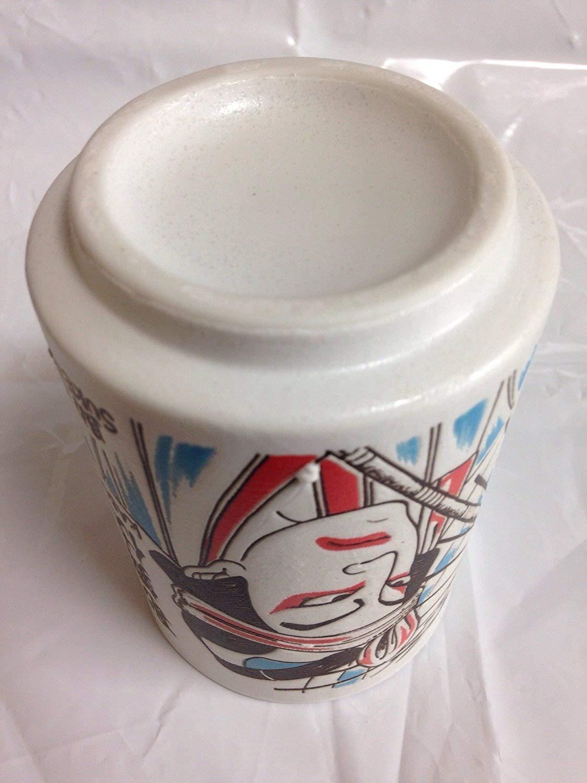 Japanese Kabuki Yunomi Teacup Sukeroku Cosmo Craft