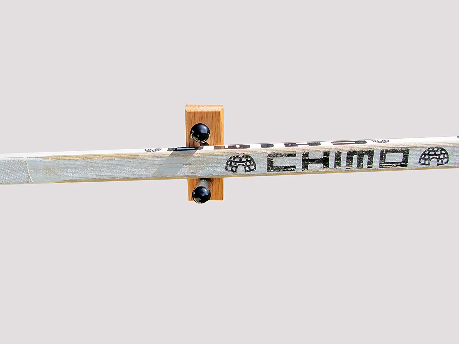 Made in the USA Horizontal Wall Mount for a Hockey Sticks