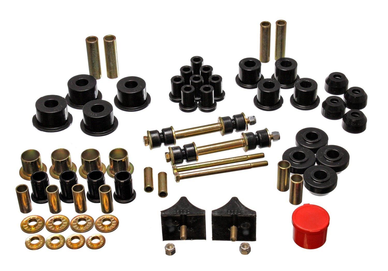 Energy Suspension 5 18104G Master Kit for A-Body durable modeling