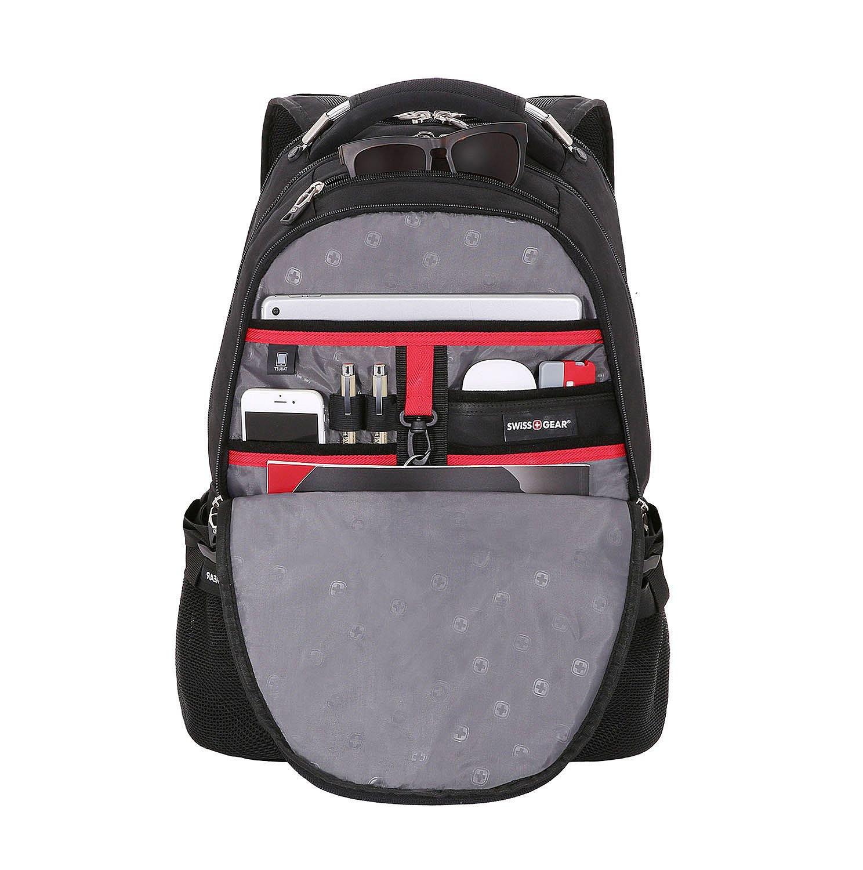 fba7dd86ca Amazon.com  SwissGear Premium Laptop Notebook ScanSmart Backpack ...