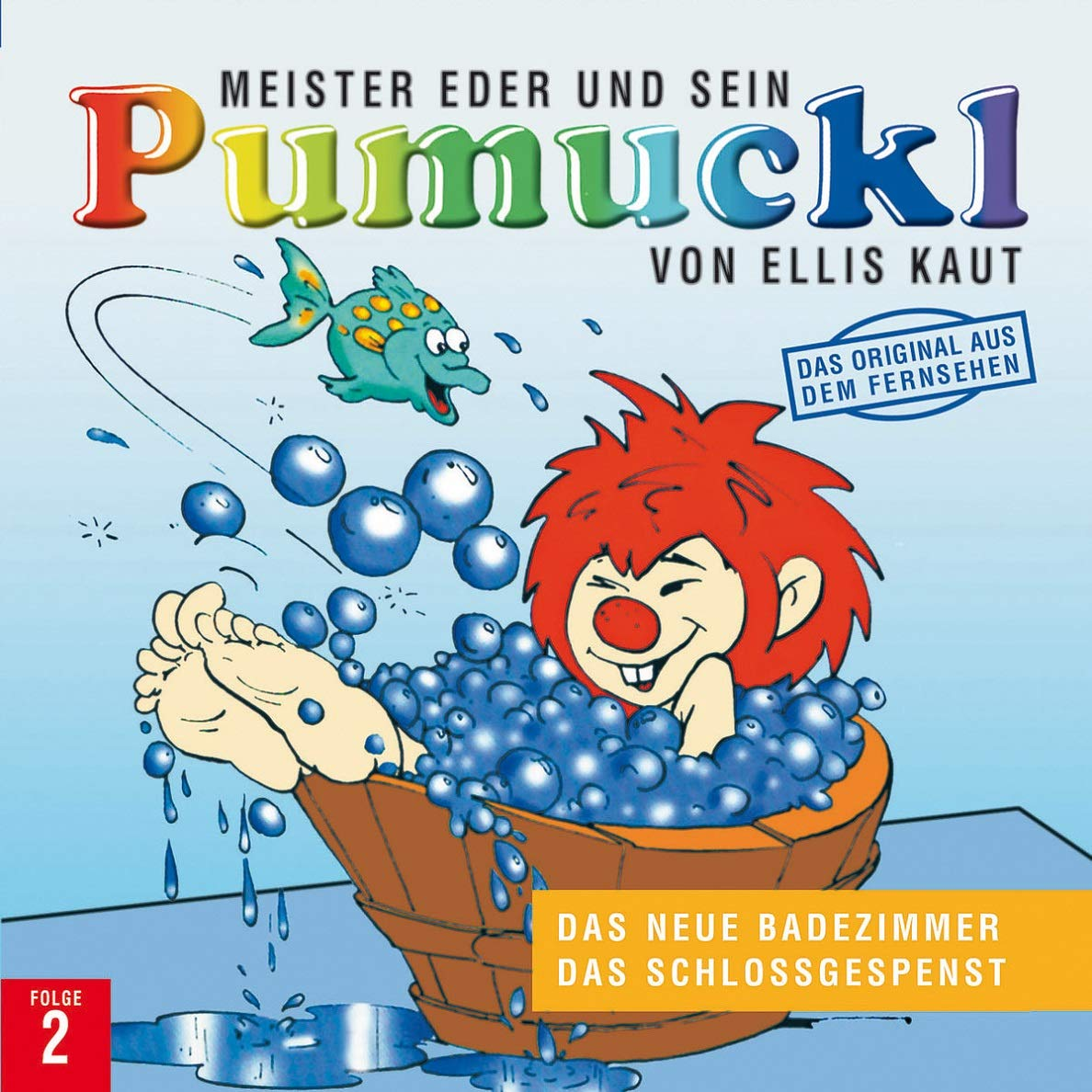 02 Das Neue Badezimmer Das Schlossgespenst Pumuckl Kaut Ellis Amazon De Musik