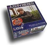 Justin Bieber 100 piece Puzzle with Bonus Card