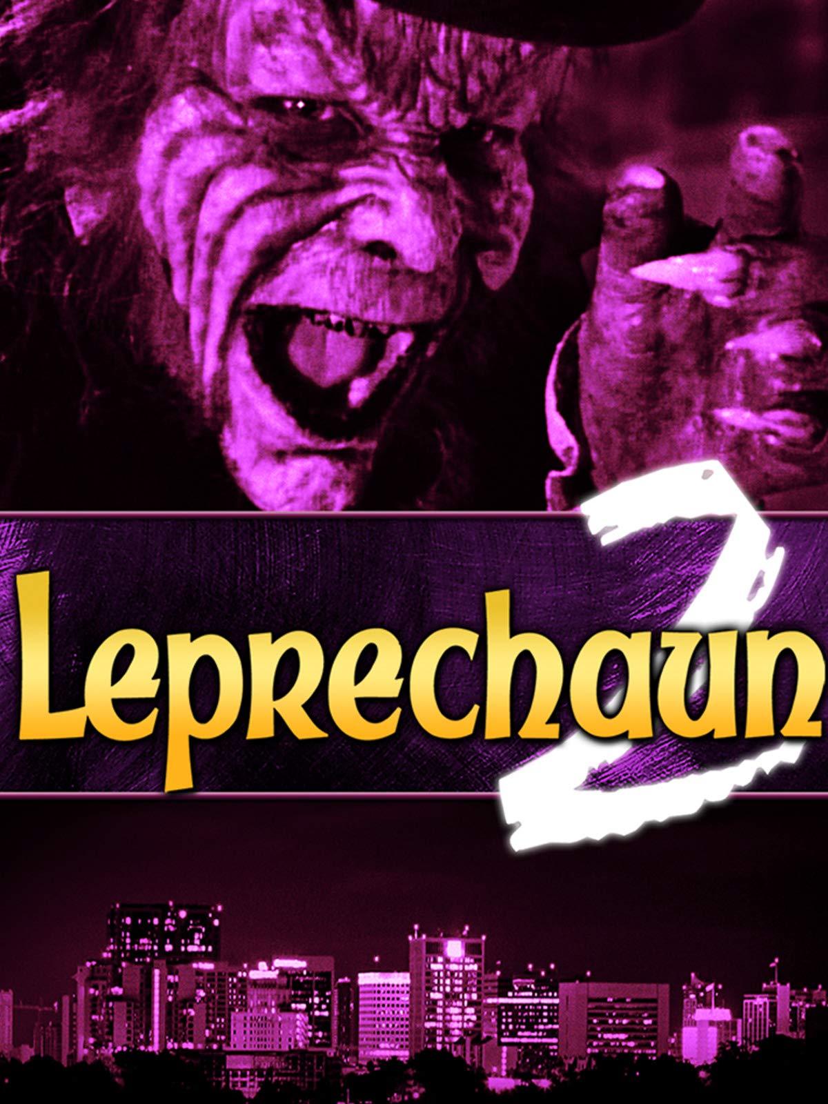 Leprechaun 2 on Amazon Prime Video UK