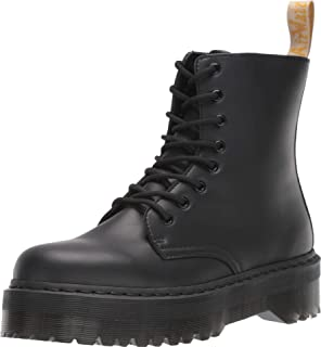 jadon platform 8 eye boot