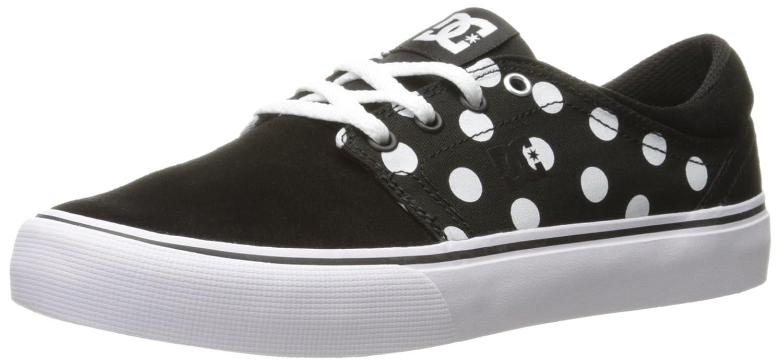 DC Women's Trase SE Skateboarding Shoe B01H191WYA 8.5 B(M) US|Black/White Print