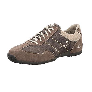 Camel Active 462.11.31, Chaussures de Ville à Lacets pour Homme - Gris - Gris, 51 EU