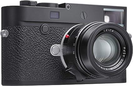 Leica M10 P Milc Gehäuse 24 Mp Cmos Chrom Silber Kamera
