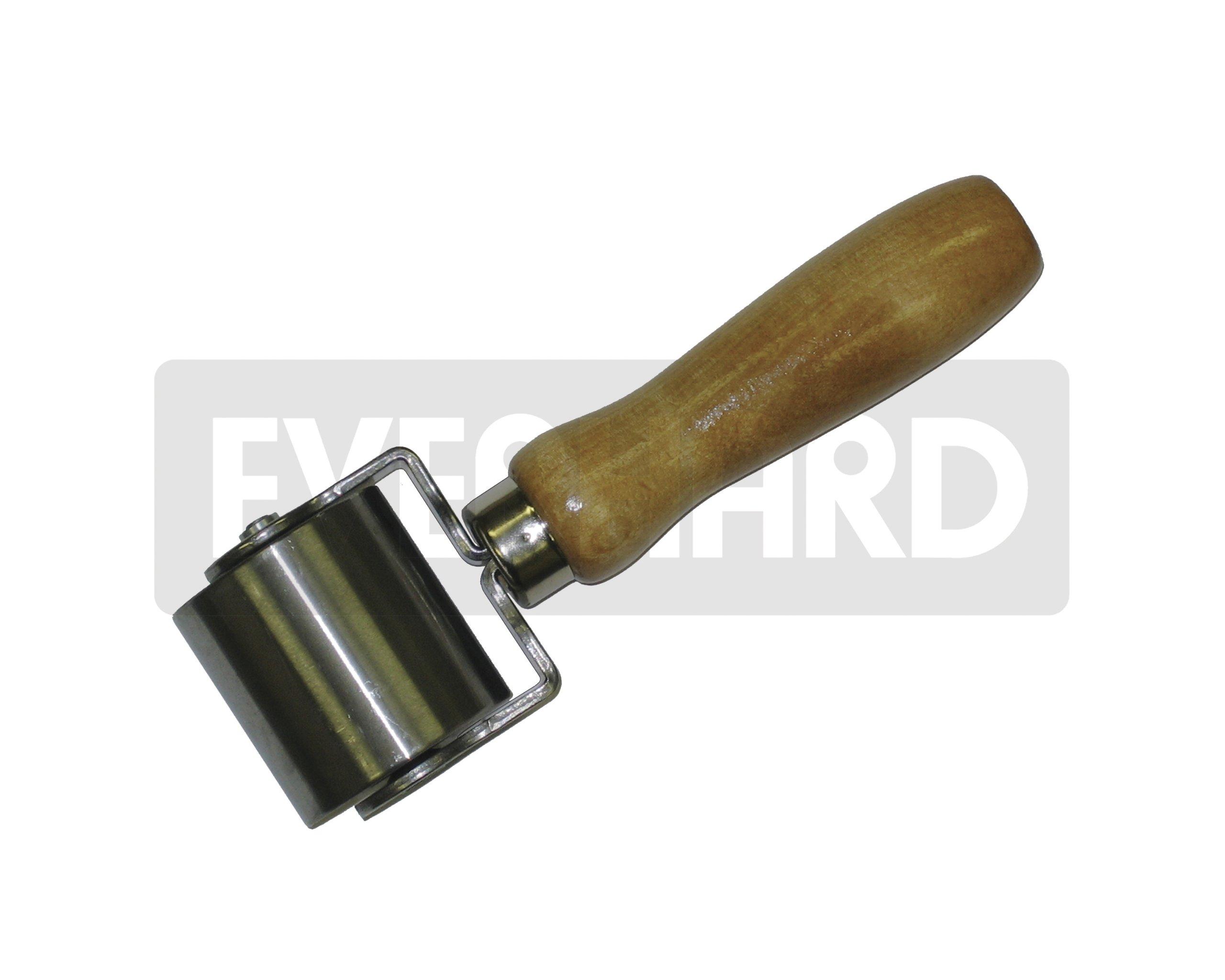 MR02040 Everhard Steel Seam Roller, 2'' dia. x 2'' wide