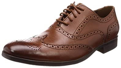 c386f384 Clarks Men's Conwell Wing Formal Shoes