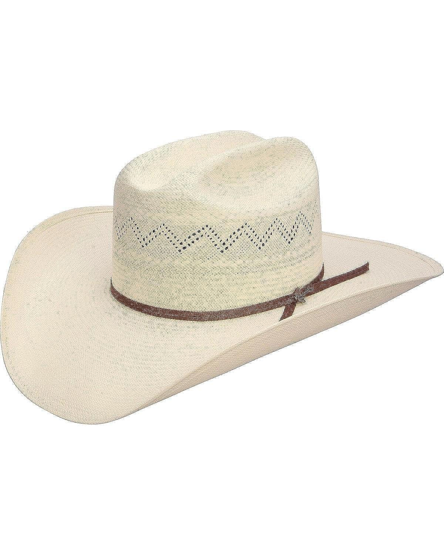 Stetson Men's Peeler Dri-Lex 8X Shantung Straw Cowboy Hat - Sspler-3042 099C67