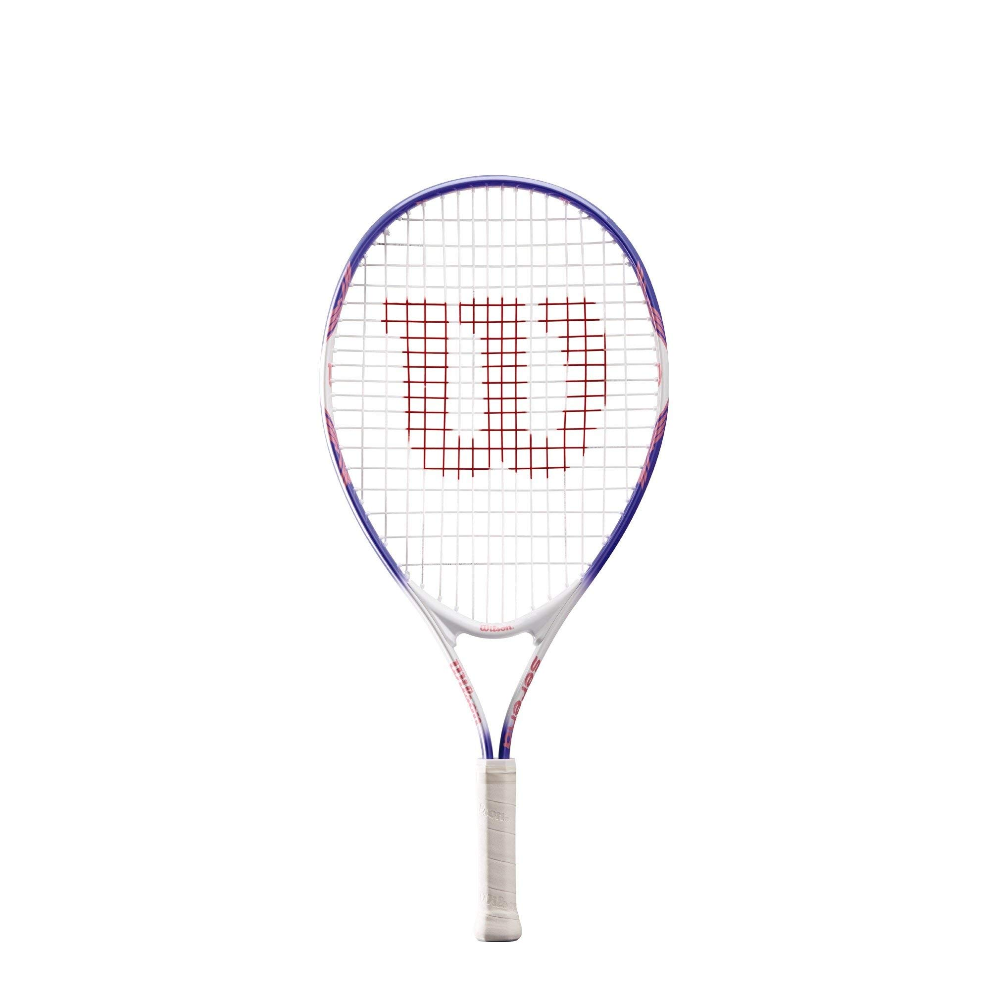 Wilson Serena Williams Junior Tennis Racquet (Purple, 23 Inch Racquet)