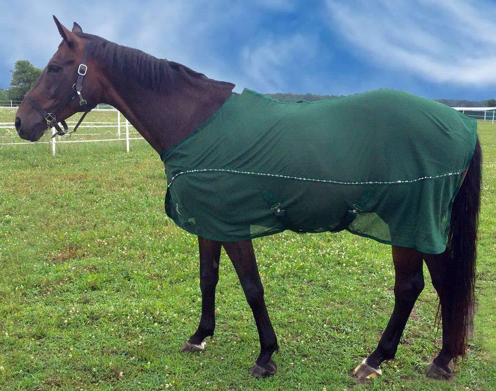 HORZE Pony Bling Mesh Fly Sheet